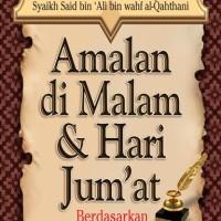 Amalan di Malam dan Hari Jumat, Pustaka Ibnu Umar