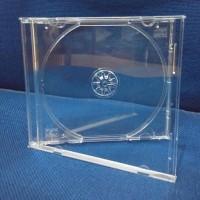Kotak CD Mika Transparan Import
