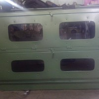 oven gas tipe P110 AAB home industri