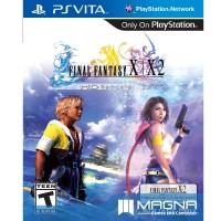 PS Vita Game - Final Fantasy X/X-2 HD Remaster