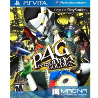 PS Vita Game - Persona 4 Golden