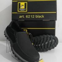 Sepatu PAKALOLO 6212 Black size 38-43