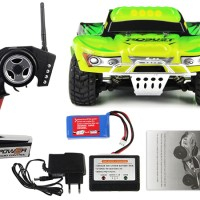 JakartaHobby RC Short Course A969 WL Toys 1:18 Scale 4WD 50km/jam