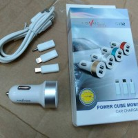 Charger Mobil / Saver Mobil 2A