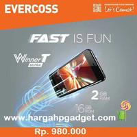 harga Evercoss R40A Winner T Ultra - 2GB RAM, 16GB ROM, Quad Core 1.3 GHz Tokopedia.com