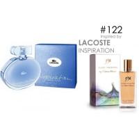 Parfum FM 122-Berkelas| inspired by Lacoste Inspiration