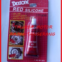 LEM GASKET RED SILICON DEXTON