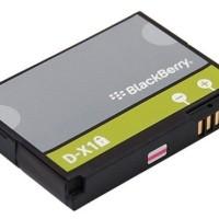 Baterai Battery Batre Blackberry 95% D-X1 Javelin