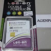 harga Baterai Log On Lenovo P70 Double Power IC Batre Baterei Battery Tokopedia.com