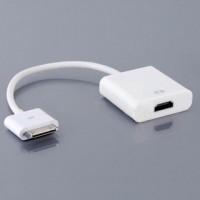 Connector To AV HDMI Adaptor Gor Iphone 4 / 4S