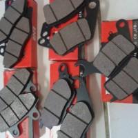Discpad Murah Supra X-125 Kualitas Ori