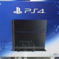 PS4 Jet Black / Glacier White 500gb (CUH-1206A) Garansi Resmi Sony