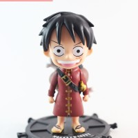 One Piece the Movie Luffy Action Figure