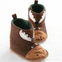 Jual Prewalker/Sepatu Brown/coklat Booth Murah
