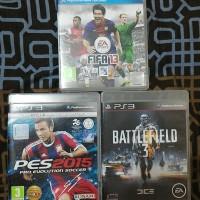BD PS3 2nd fifa 2016, pes 2015