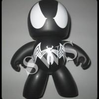 Mighty Muggs Marvel Black Spider-Man
