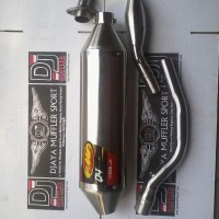 Full System FMF titan for klx150/250,KSR,Viar,D'Tracker, scorpio trail