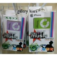 Mini MP3 Player - C Model with Earphone