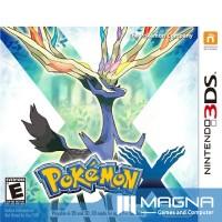 3DS Game - Pokemon X