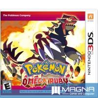 3DS Game - Pokemon Omega Ruby