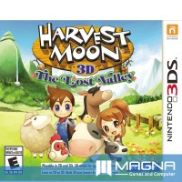 3DS Game - Harvest Moon: The Lost Valley