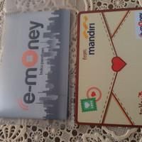 BARU Kartu e-money Surat Cinta