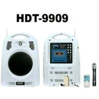 harga Speaker Portable Wireless Meeting Krezt Hdt 9909 Tokopedia.com