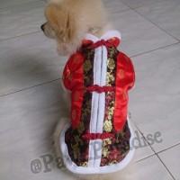 harga Pet Cheongsam Clothes Male Dog Sincia Baju Imlek Anjing Kucing Jantan Tokopedia.com