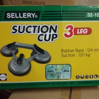 Kop Kaca Kaki 3 Sellery / Suction Cup Sellery 3 LEG