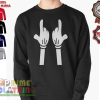 Sweater / Sweatershirt Mickey Mouse Hand Hosh