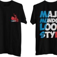 Kaos Thailook Maju Mundur Look Style