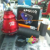 Filter K&n Apollo. Open Filter K&n Apollo. Filter Racing Apollo.