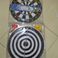 Jual Dart game / dart board 17 inch Murah