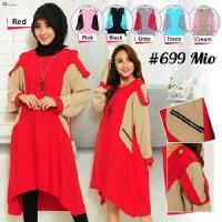 Tunic Mio AY Pakaian baju busana gaun dress wanita