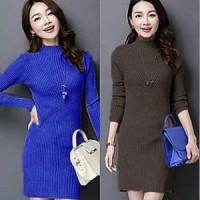 Dress Miyaki YR Pakaian baju busana gaun wanita