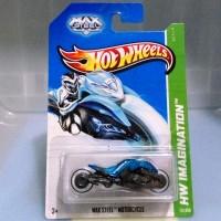 Hot Wheels 2013 Max Steel Motorcycle