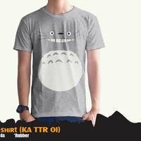 harga Kaos Anime Tororo T-shirt (ka Ttr 01) Tokopedia.com