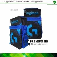 Backpack Premium HD Logitech - Tas Gaming
