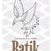 Anti Stress: Art Therapy: Travel Size: Batik-Coloring Book (Yuli
