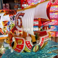 Kapal One Piece Thousand Sunny 15th ( Straw Hat Pirates Ship ) -