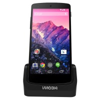 IMobi4 Desktop Charging Dock for Smartphone - Hitam - Google Nexus 5