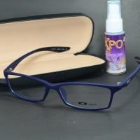 kacamata sport minus / normal anti radiasi (frame+lensa)