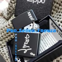 Zippo Super Premium Custom Grafir + Gratis Request Nama!!