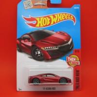 Hot Wheels '17 ACURA NSX Merah (108|N2016)