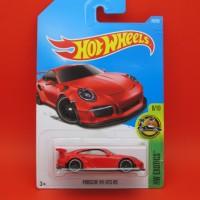 Hot Wheels PORSCHE 911 GT3 RS Merah (78 P2016)