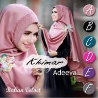 harga Khimar Adeeva Jilbab Instan Jilbab Bergo Jilbab Syar I Tokopedia.com
