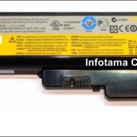 Original Baterai Laptop IBM Lenovo Ideapad Y430 Series, V430, V450, Y4