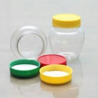 Toples botol plastik madu sambal bumbu cake in jar 175 ml eceran