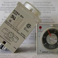 Timer Omron H3BA-8 + Socket