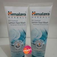 Himalaya Herbals Oil Control Lemon Face Wash 100ml